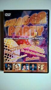 DVD Musik Schlager Party gebraucht