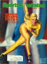 1980 Sports Illustrated: Eric Heiden - Winter Olympic Preview