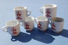RAS D'AMHARA  6 Tasses  expresso - café - bistrot