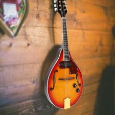 8 String A-Style Acoustic Electric Mandolin, Free Gig Bag+Tuner +String+Pick