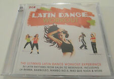 Latin Dance Workout (2 x CD Album) Used Very Good