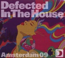 DEFECTED IN THE HOUSE AMSTERDAM 09 2009 Mixed By Hardsoul & Choc Puma 2CD (NEW)