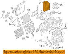 MERCEDES OEM 15-16 C300-Cabin Air Filter 2058350147