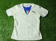 ITALY NATIONAL TEAM 2006/2007 WOMENS FOOTBALL SHIRT JERSEY AWAY PUMA ORIGINAL