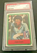 HALE IRWIN 1982 DONDRUSS GOLF #7 PGA Tour Golf Card PSA 9(OC)