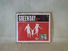 Green Day – American Idiot. CD Single promo (CP1711) punk rock musica. Usato