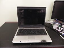 TOSHIBA Satellite A105-S4094 Laptop PC 1.5 GB RAM NO HDD for PARTS/REPAIR