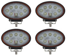 4x LED Scheinwerfer Arbeitsscheinwerfer Nahfeldausleuchtung E9 Prüfzeiche 24W