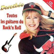 CD SINGLE 2 TITRES DOROTHEE TOUTES LES GUITARES DU ROCK'N ROLL TRES RARE 1992