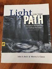 Light on the Path- John A. Beck Marmy A. Clason