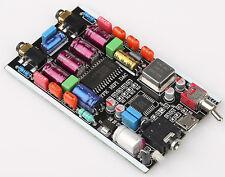 PCM2706DAC TDA1305DAC decoder decodes amp USB soundcard supports ASIO