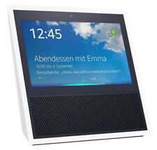 AMAZON ECHO SHOW Sprachgesteuerter Smart Assistant Alexa Weiß NEU & OVP***