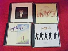 Lot of  4 Genesis ./ Peter Gabriel CDs