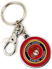 USMC Marine Corps Key Chain Keychain UNITED STATES Marines NEW USA SHIPPER