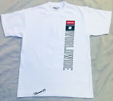 UNDEFEATED xNIKE GUCCI AIR MAX 97 T SHIRT WHITE SMALL S AM UNDFTD WORLDWIDE