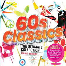 60s Classics: The Ultimate Collection - Various Artists (Box Set) [CD]