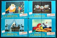 Fotobusta Die Meerjungfrau Disney The Little Mermaid Zeichentrick Animation R194
