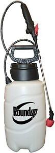 Roundup 2-Gallon Plastic Handheld Sprayer PEST CONTROL & FERTILIZER SPRAYER