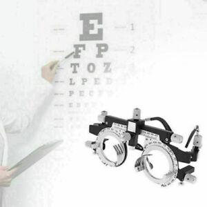 Optisch Messbrille Brillen Linse Optometrie Lens Rahmen Augenoptiker Optic Test