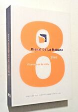 2003 BIENAL DE LA HABANA - HAVANA BIENNIAL Huge Catalog CUBA Contemporary Art