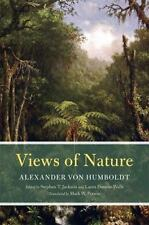 VIEWS OF NATURE - HUMBOLDT, ALEXANDER VON/ PERSON, MARK W. (TRN)/ JACKSON, STEPH