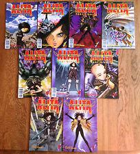 BATTLE ANGEL ALITA PART 8 (1998) #1,2,3,4,5,6,7,8,9 (Full Series!) - VF/NM