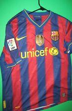 Barcelona Lionel Messi nike jersey 2008