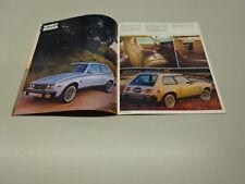 LARGER 1979 AMC SPIRIT / CONCORD & PACER BROCHURE, in ENGLISH. SEDAN / WAGON