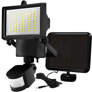 Outdoor Solar Lights, LED Solar Motion Sensor Yard Garden Waterproof Light