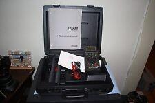 Fluke Multimeter 27/FM Digital includes Probe and Operations Manual