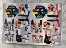 Star Wars Wizkids Pocketmodel Blue & Red Squadron V19 Torrent Fighters - 10