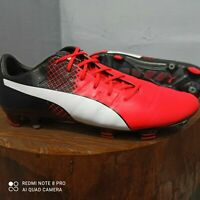Puma Evopower 1.3 FG UK 10 US 11 EU 44.5 Football Boots Soccer cleats rare