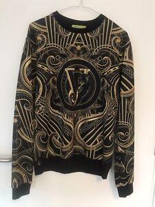 Versace Jeans Sweatshirt Size XS