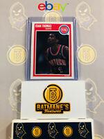 1989 Fleer #50 Isiah Thomas Detroit Pistons Basketball Card NM/M MINT Conditon