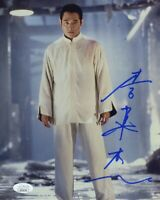 Jet Li Autographed Signed 8x10 Photo Certified Authentic JSA COA AFTAL