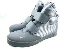 Nike Shoes High Tops Men's Size 10.5 Flystepper 2K3 Metallic Grey 644576-098