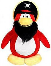 Club Penguin Series 3 Captain Rockhopper 6.5-Inch Plush Figure [Version 2]