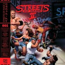 Streets of Rage 2 [Original Video Game Soundtrack] by Yuzo Koshiro (Vinyl, Sep-2017, Data Discs)