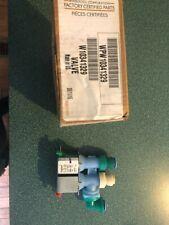W10408179 Whirlpool Kitchenaid Kenmore Refrigerator Water Valve