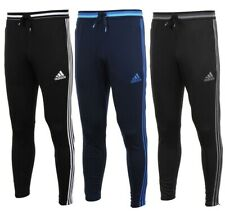 6a91485afb48 Men s Adidas Slim Fit Joggers Tracksuit Jogging Bottoms Track Pants - Navy  Black