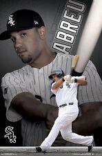 JOSE ABREU - CHICAGO WHITE SOX POSTER - 22x34 MLB BASEBALL 15764