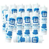 Maleracryl, Acryl ACR200 / 310ml, Fugendicht, Dichtstoff zum Abdichten, weiss