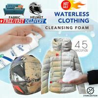 SUGISO Waterless Clothing Cleansing Foam 30ML ~ 100% ORIGINAL ~ FREE SHIPPING UK
