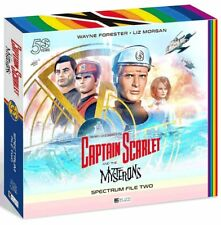 Gerry Anderson's Captain Scarlet Spectrum File #2 Audio drama - Big Finish NEW