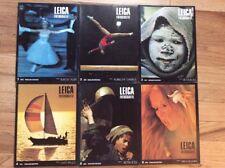 Leica Fotografie International Magazine Year 1975