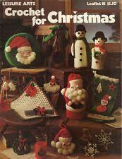 ~Crochet For Christmas Crochet Book~