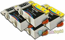 8 Compatible Kodak 10 Ink Cartridges (K10BK & K10C) for Easy share ESP 5 Printer