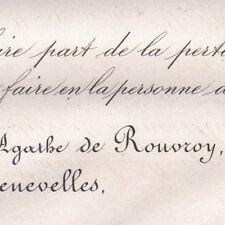 Eudoxie Agathe De Rouvroy Edouard De Venevelles 1875