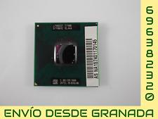 CPU INTEL CORE 2 DUO MOBILE T7100 SLA4A 1.80 GHZ LF80537 #14