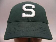 SAVANNAH HORNETS - GREEN - FITTED SIZE 7 1/4 BALL CAP HAT!